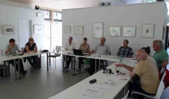 Hannoverche Moorgeest meeting in Resse