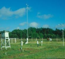 Stacja meteorologiczna w Granicy